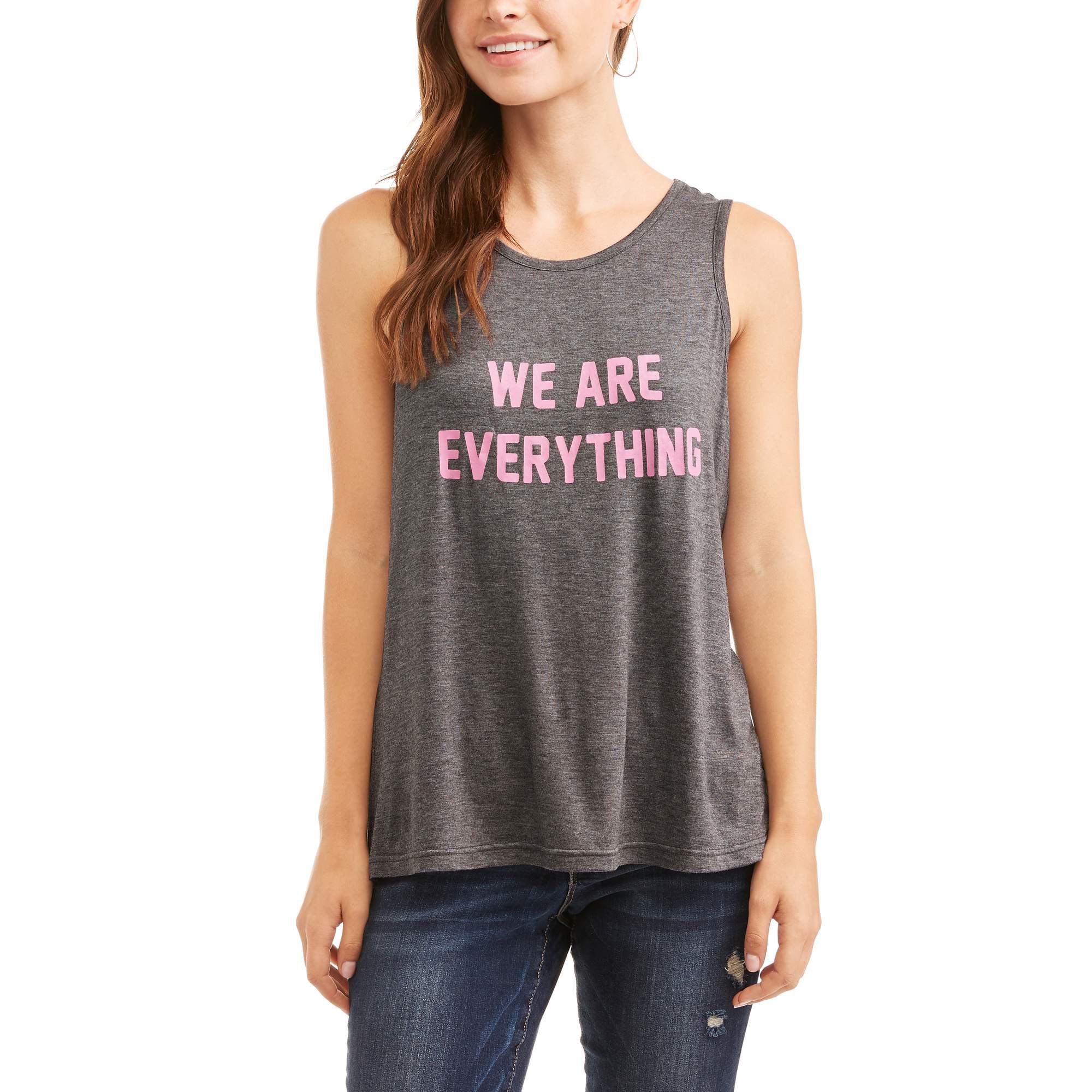 7d8d2d15 ONLINE - Women's Pride Graphic Muscle Tank - Walmart.com
