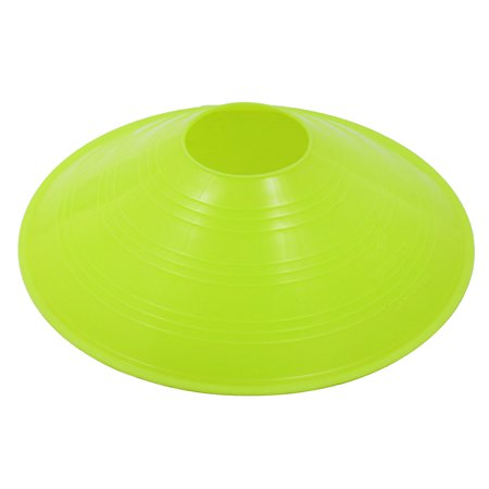 Saucer Field Cone 7In Yellow Vinyl - image 1 of 1
