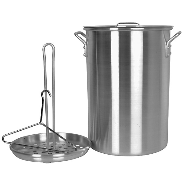 Aluminum Turkey Fryer - 26 Quart