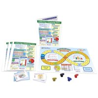 NewPath Collecting and Displaying Data Learning Center Game, Grades 3 to 5