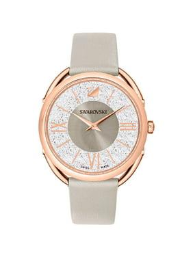 Swarovski Crystalline Glam Leather Watch 5452455