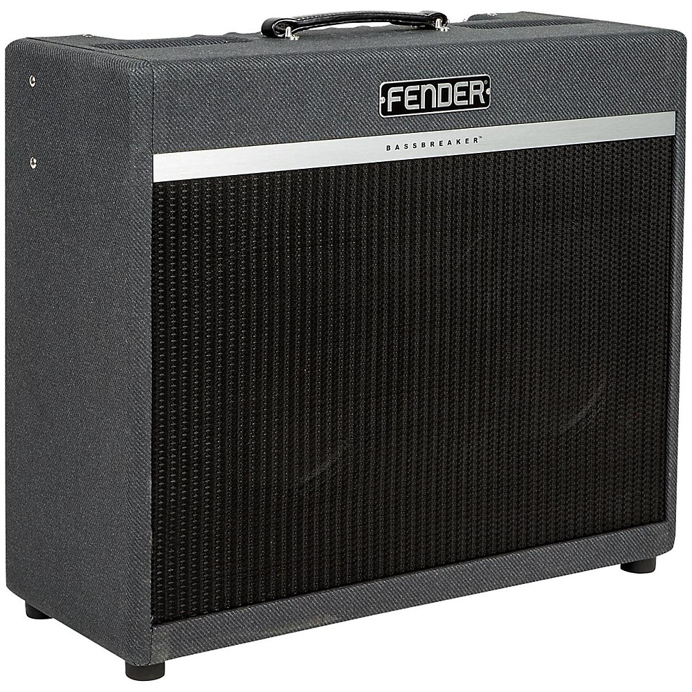 Fender Bassbreaker 45W 2x12 Tube Guitar Combo Amp Level 2 Regular 190839124258 by Fender