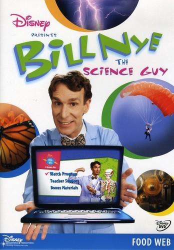Bill Nye the Science Guy: Food Web by DISNEY/BUENA VISTA HOME VIDEO