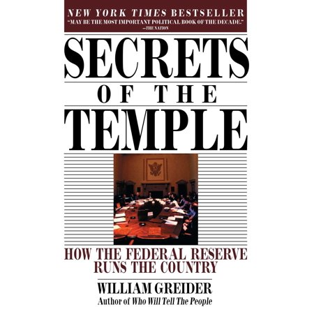 Secrets of the Temple : How the Federal Reserve Runs the - Federal Reserve Coins