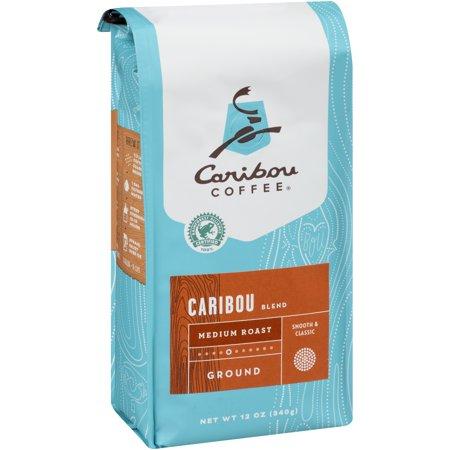 Caribou Coffee Caribou Blend Medium Ground, 12.0 OZ