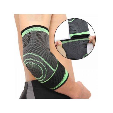 - Ropalia Compression Arm Sleeve Elbow Brace Support Pad Arthritis Protector Wrap Tennis
