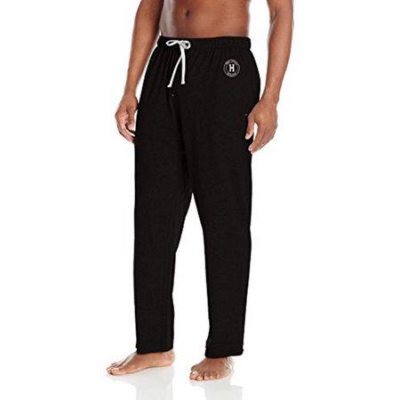 Tommy Hilfiger Jersey Pant, Black, L