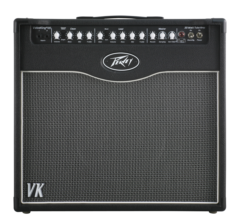 "Peavey ValveKing II 20 Electric Guitar 20W Combo Amp 12"" Speaker Amplifier - Factory Certified Refurbished"