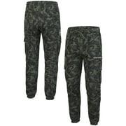 Penn State Nittany Lions Colosseum Logo OHT Military Appreciation Code Fleece Pants - Camo