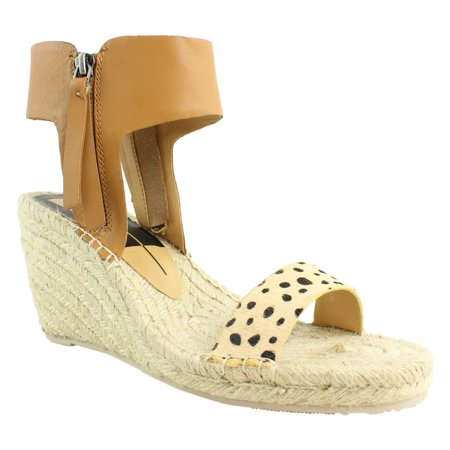Brown Espadrille - New Dolce Vita Womens Brown Espadrilles Size 10