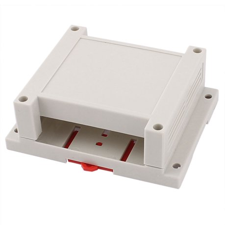 borne lectrique en plastique projet raccordement connecteur bo tier 95x90x40mm. Black Bedroom Furniture Sets. Home Design Ideas
