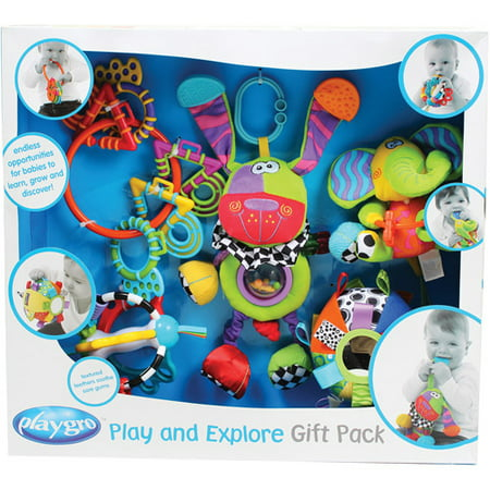 Playgro Play et Explorer Gift Pack