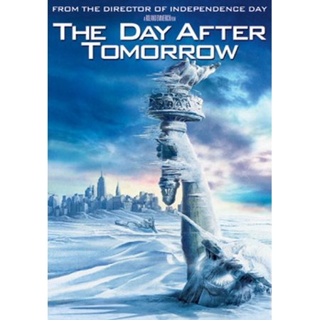 The Day After Tomorrow (DVD) - Halloween Movies On Tv Tomorrow