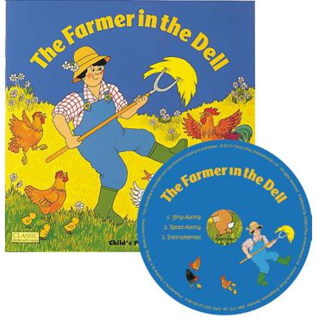 Classic Books with Holes: The Farmer in the Dell (Other) for $<!---->