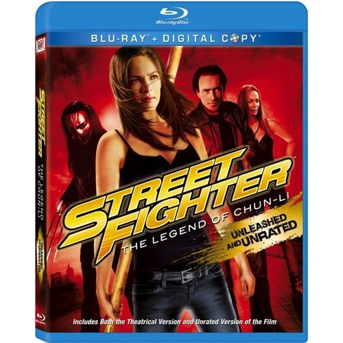 Street Fighter: The Legend Of Chun-Li (Blu-ray) (With INSTAWATCH) (Widescreen)