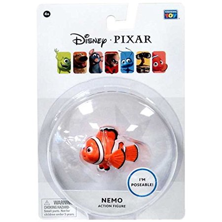 - Disney / Pixar Finding Nemo Exclusive 3.75 Inch Action Figure Nemo, By Findng Nemo