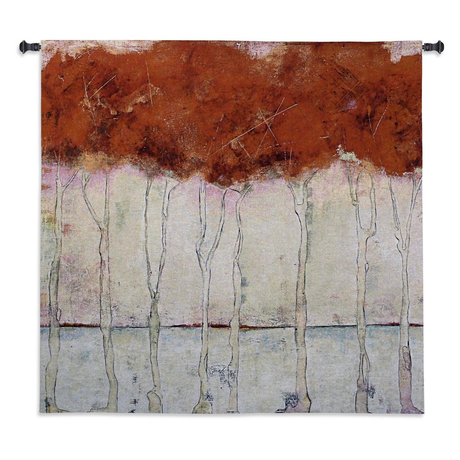 Fine Art Tapestries Treeline Wall Tapestry by Supplier Generic