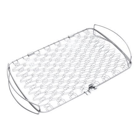Weber - Fish basket for barbeque grill - stainless steel