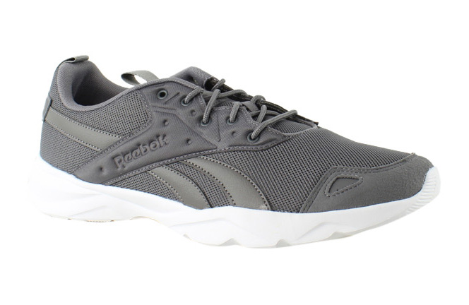 Reebok BS5682 Gray Athletic Sneakers Mens Athletic Shoes Size 10.5 New by Reebok