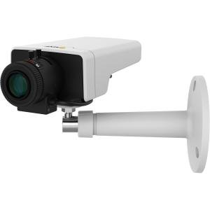 Avc Type Line (AXIS M1125 Network Camera - Color, Monochrome - H.264, Motion JPEG, MPEG-4 AVC - 1920 x 1080 - 3 mm - 10.50 mm - 3.5x Optical - RGB CMOS - Cable - Box 5MM WDR POE)