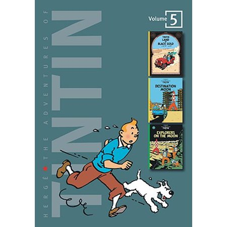 The Adventures of Tintin: Volume 5 ()
