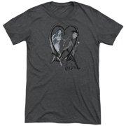 Corpse Bride Runaway Groom Mens Tri-Blend Short Sleeve Shirt