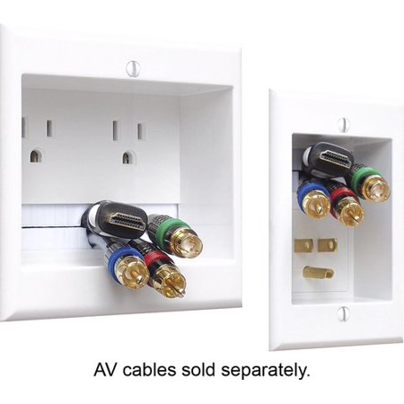 PowerBridge - In-Wall Power and Cable Management - -