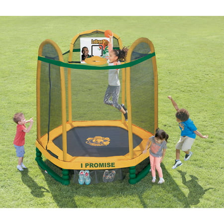 Shop for Little Tikes Trampolines in Outdoor Play. Buy products such as Little Tikes Easy Store 7-Foot Folding Trampoline, with Safety Enclosure and Padded Frame, Blue/Red at Walmart and save.
