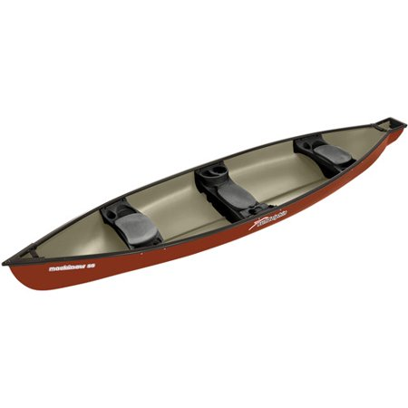 Sun Dolphin Mackinaw 15.6' Square Back Canoe