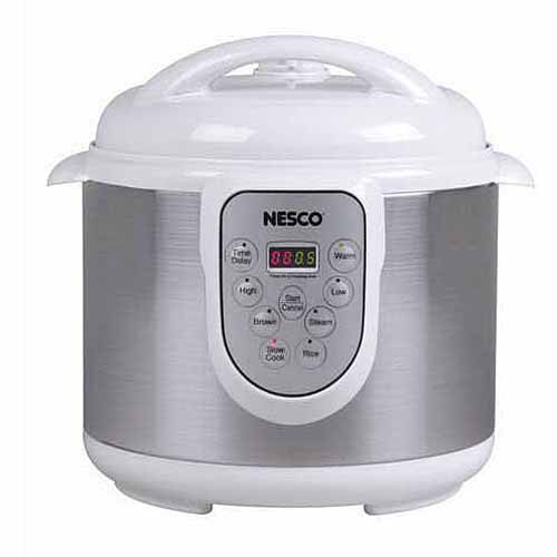 Nesco Cook Ware 1.5-Gallon Pressure Cooker