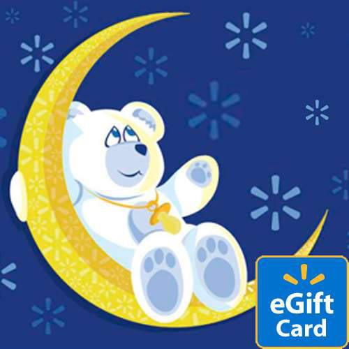 Baby Bear Walmart eGift Card