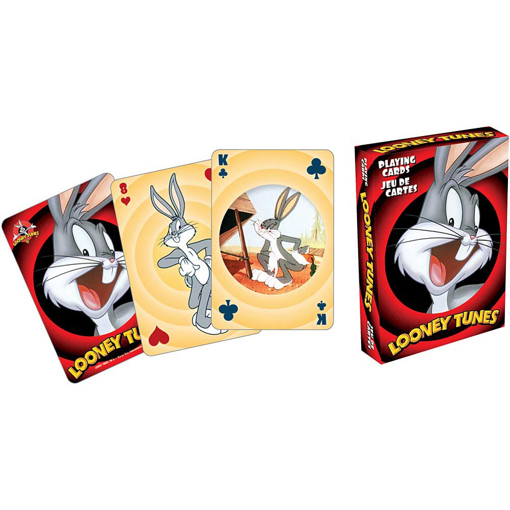 Bugs Bunny Playing Cards,  Games by NMR Calendars
