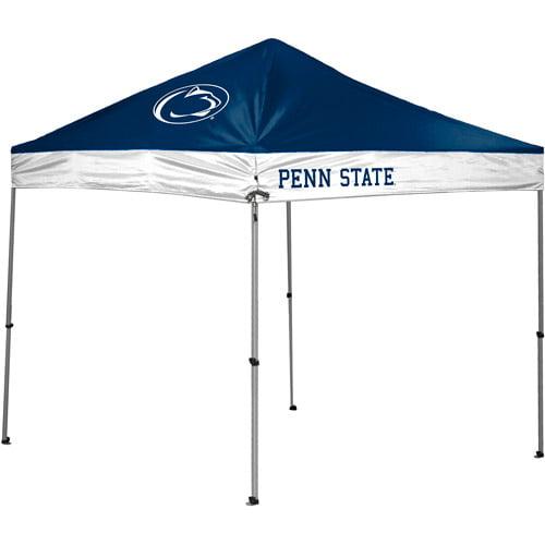 Rawlings NCAA 10' x 10' Straight Leg Canopy, Penn State Nittany Lions