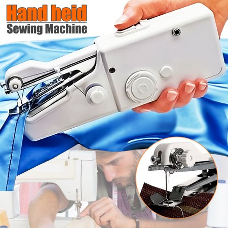 Handheld Portable Stitch Sew Cordless Handy Sewing Machine Quick Gorgeous Sewing Machine Repair Tools