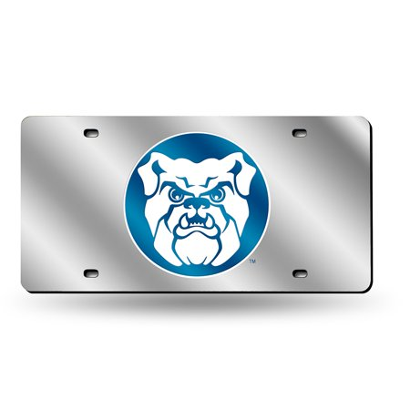 Butler Bulldogs NCAA Laser Cut License Plate Tag