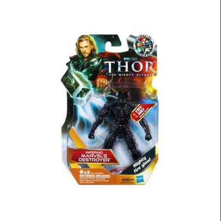 Thor The Mighty Avenger Inferno Marvel's Destroyer 4 ...