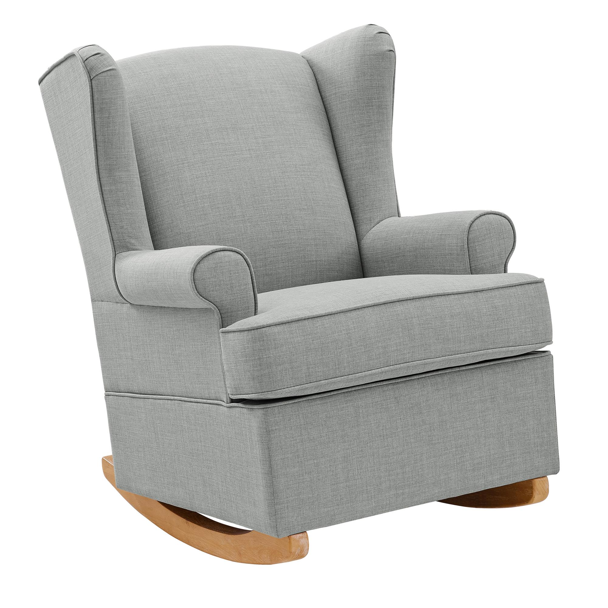 Baby Relax Wainwright Wingback Convertible Rocker, Multiple Colors