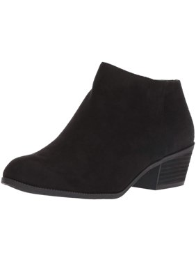 Dr. Scholl's Womens Brendel Almond Toe Ankle Fashion Boots