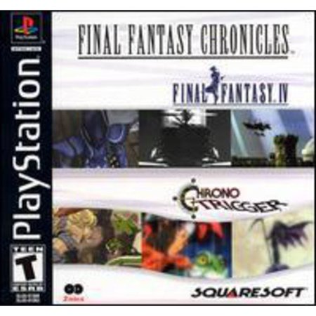 Final Fantasy Chronicles PSX