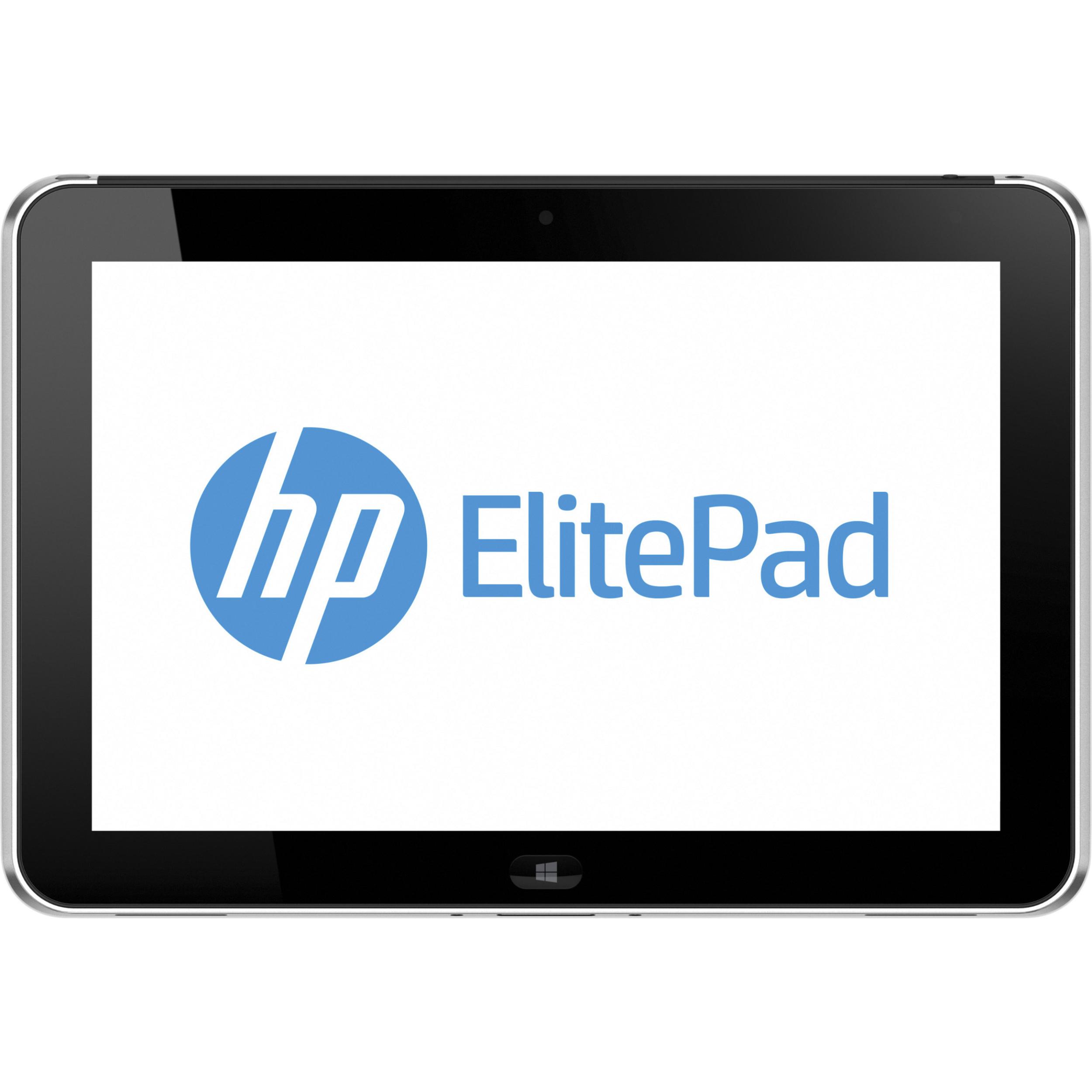 "HP ElitePad 900 G1 Tablet - 10.1"" WXGA - 2 GB RAM - 64 GB Storage (Refurbished)"