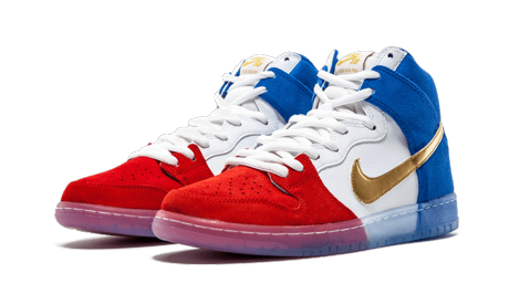 2d65b3b32a78 Nike - Men - Dunk High Premium Sb  Tricolor  - 313171-674 - Size 11.5