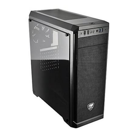 Cougar - Cougar Case ATX mid-tower Acrylic side panel USB 2.0 x2 USB3.0 x 2