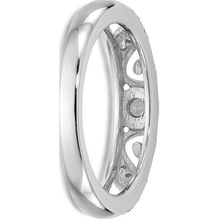 ?tats-Unis - Or blanc 14 ct AA ? diamants - image 1 de 7