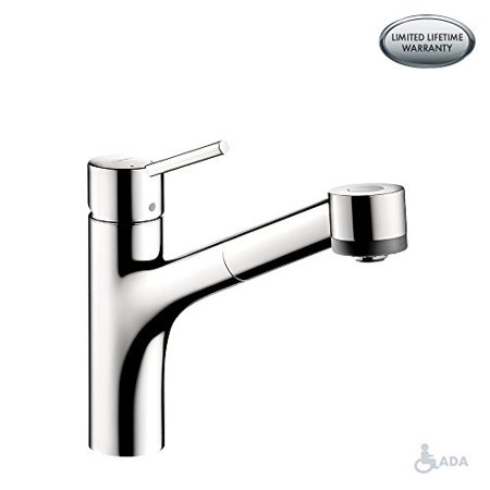 Talis S 2-Spray Kitchen Faucet, Pull-Out, 1.75 GPM - image 1 of 1
