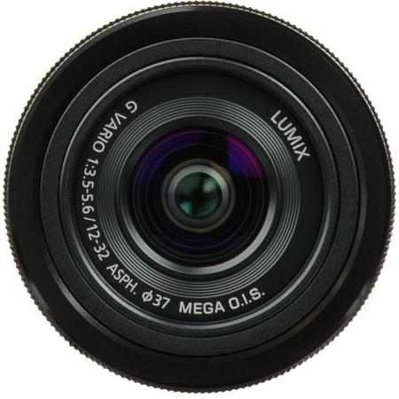 Panasonic Lumix G Vario 12-32mm f/3.5-5.6 ASPH. Lens (Open Box)