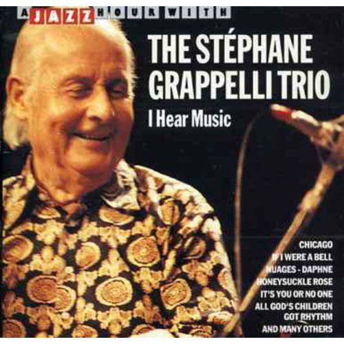 Stephan Grappelli - I Hear Music [CD]