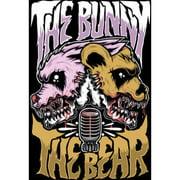 Bunny The Bear - Sticker