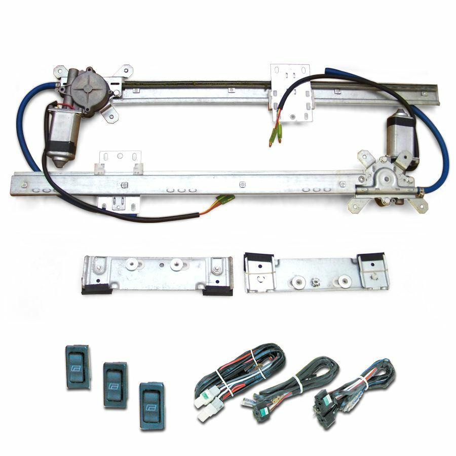 Autoloc 9849 Power Window Conversion Kit