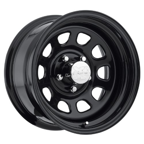 "Pro Comp Series 51 Wheel with Gloss Black Finish (17x8""/6x5.5"")"