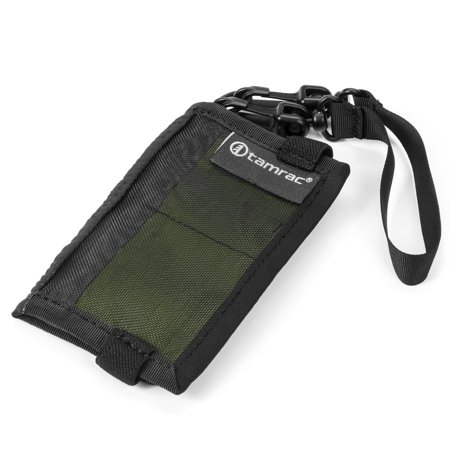Tamrac Belt - Tamrac Wallet CF4 Camera Memory Storage Card Case Holder Carrier